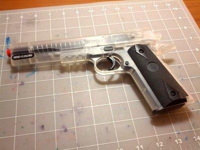 Airsoft SpecOps: Revision: Colt 1911 Target Airsoft Pistol